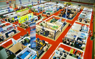 Tổ chức hội chợ triển lãm