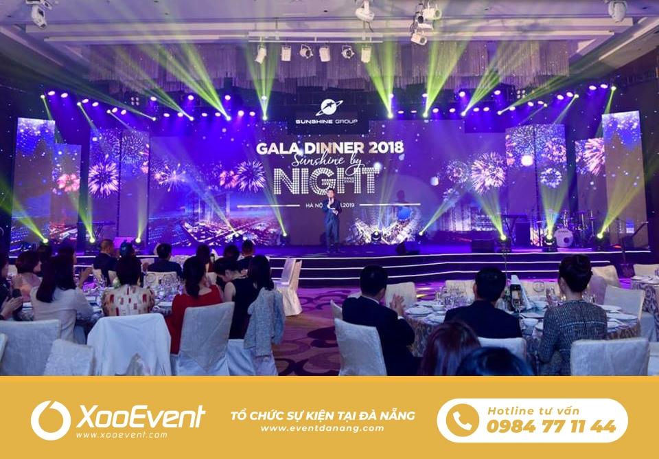 Xoo Event Tổ chức Gala Dinner